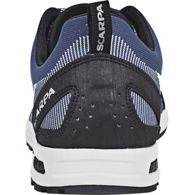 Scarpa Iguana Shoes Unisex blue navy/light gray